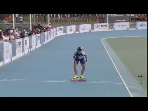 300m Time Trial Women - 2016 World Roller Speed Skating Championships