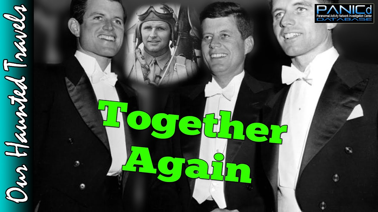 The Kennedy Brothers Together Again | Our Haunted Travels by: Our Haunted Travels - PANICd
