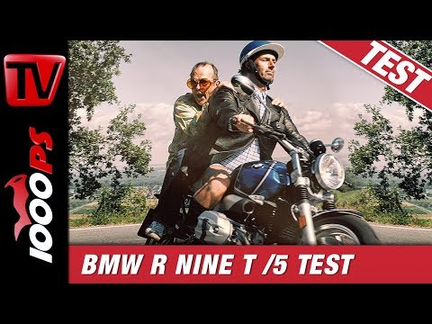 BMW R nineT /5 2020 Test - back to the 60s and 70s!