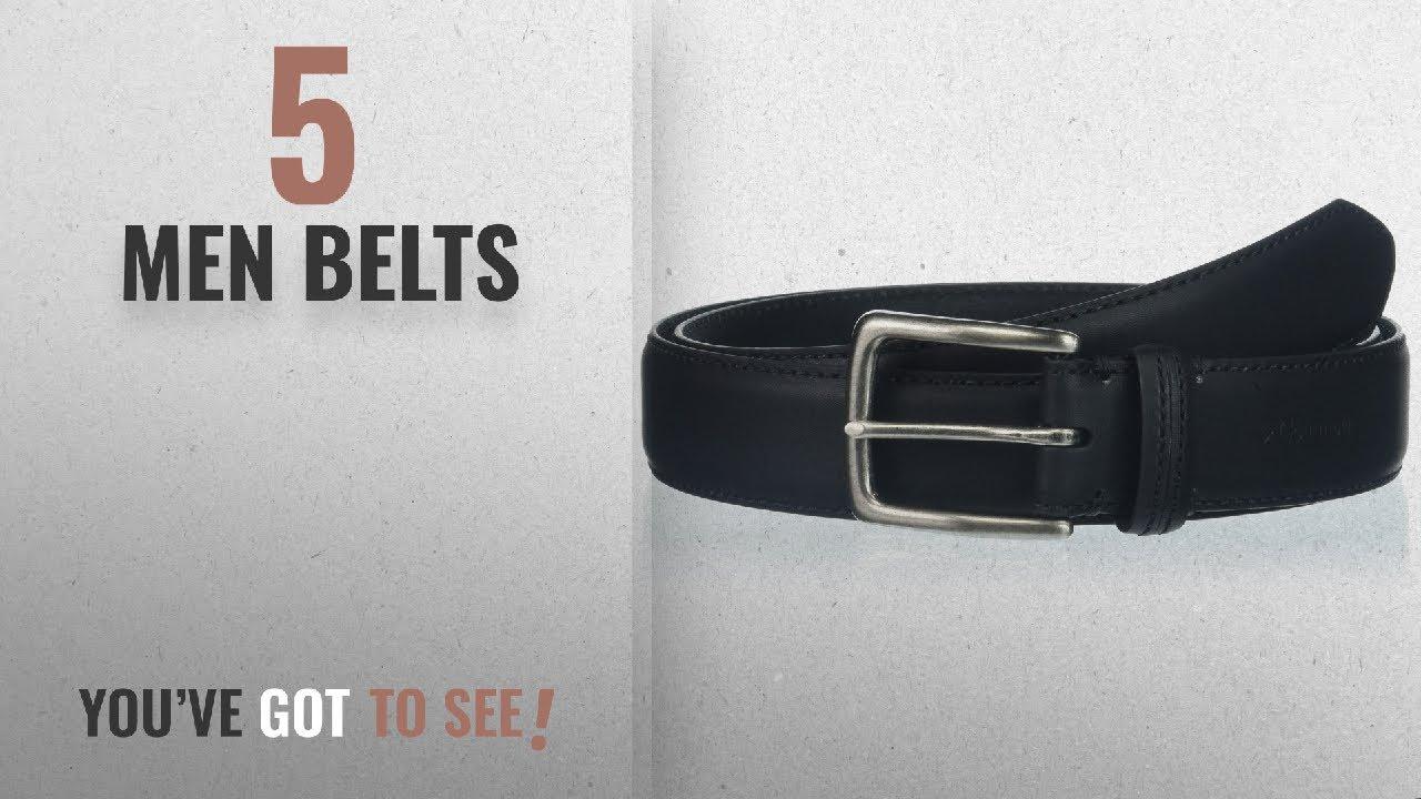 Columbia Belts [ Winter 2018 ]: Columbia Men's Trinity 35mm Feather Edge  Belt,Black,36