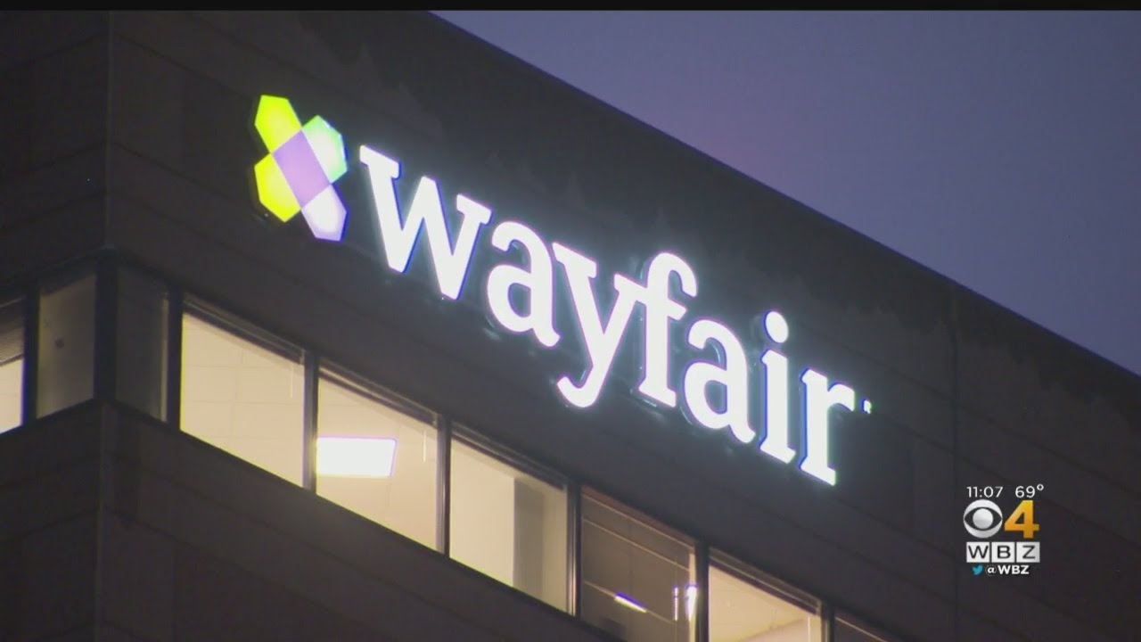 Wayfair workers walk out in protest over furniture sale to