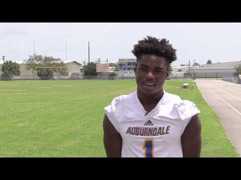 Athlete Spotlight: Norman Babers from Auburndale Senior High School