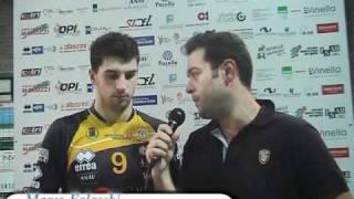 01-12-2010: Intervista a Marco Falaschi post NewMater-Monza