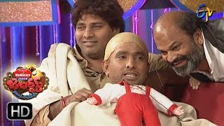 Adhire Abhinay Performance | Jabardasth | 5th January 2017| ETV  Telugu