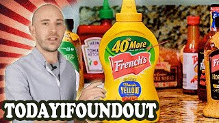 why mustard is yellow