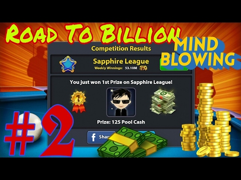 8 Ball Pool - Road To Billion Episode 2 - Berlin Bash 👌👊 + League Topping💜✌