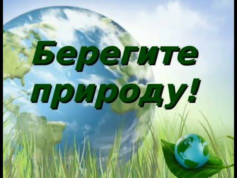 Всемирный день Земли. Берегите природу.