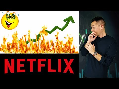 Netflix Stock Explodes On Earnings & Subscribers Beat! - (Netflix Q3 2018 Earnings Review)