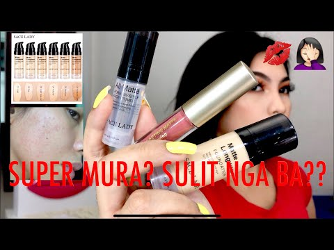 sace-lady-primer- -foundation- -lipstick-review-and-wear-test