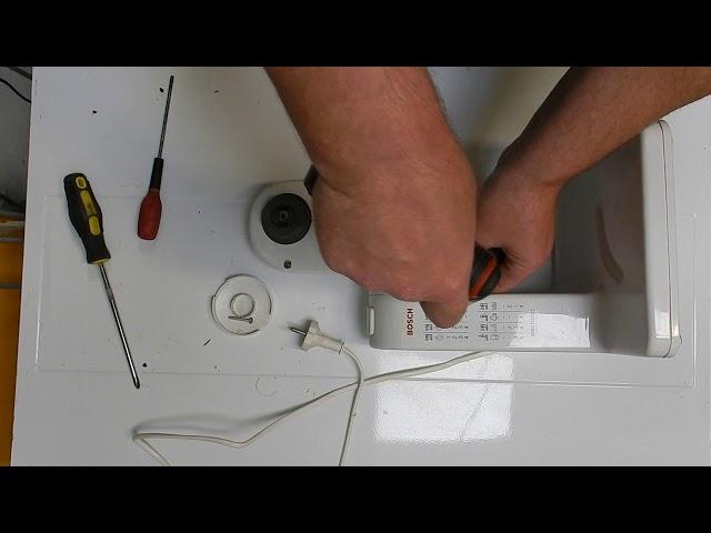 Bosch Profimixx robotgép szétszedése