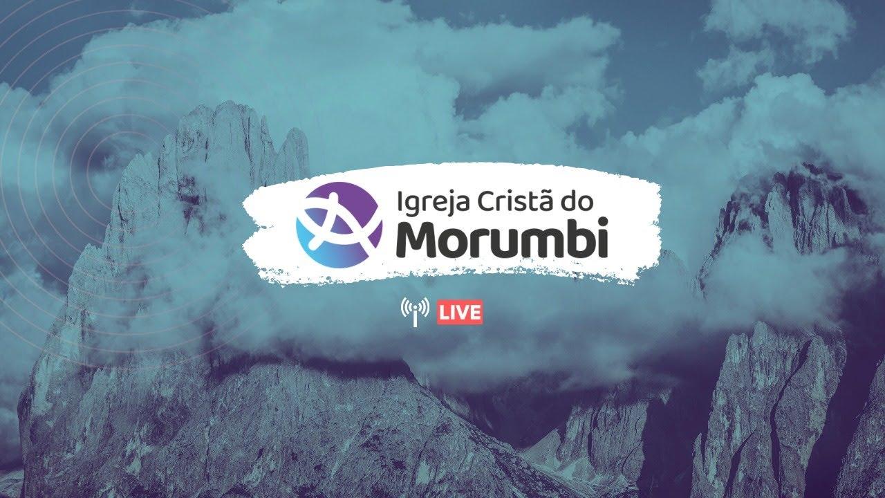 Culto Online ICM (Tarde) - Pr. Vitor Fuchida - 10/10/2021