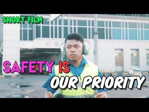 Film Pendek Teknisi Pesawat - Don't Forget Remove Before Flight
