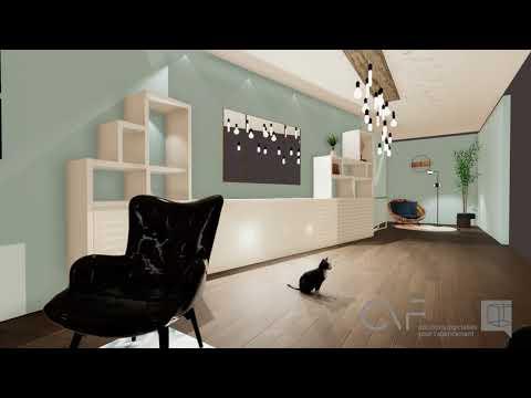 Projet Cabinet vision en cours propulsé dans Vortek Spaces