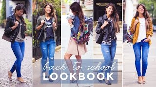 Back To School Lookbook Thumbnail