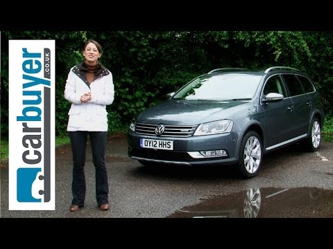 Volkswagen Passat Alltrack review - CarBuyer