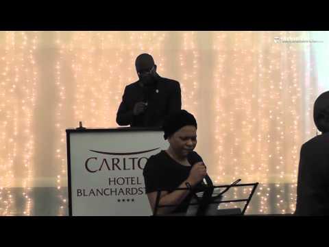 Pastor MRS) Georgina Bolanle Adesina on 22 August 2013 @ Carlton Hotel