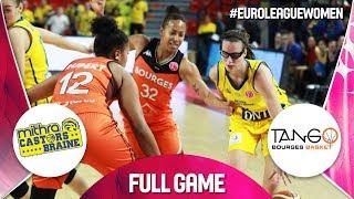 Castors Braine v Bourges Basket - Full Game - EuroLeague Women 2019