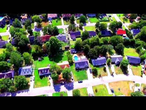 Flying The Drone Over Irmo South Carolina