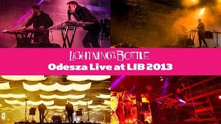 Do LaB Presents Odesza live at Lightning In A Bottle 2013