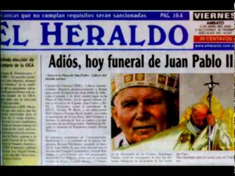 DIARIO EL HERALDO AMBATO POR ALEJANDRO MARTINEZ.mpg - YouTube