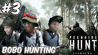 PEENOISE PLAY HUNT: SHOWDOWN - FUNNY MOMENTS (FILIPINO) #3