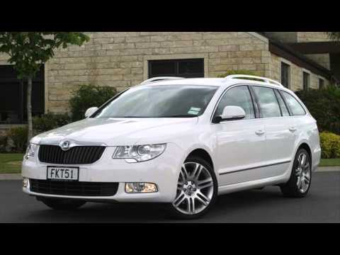 skoda superb combi youtube. Black Bedroom Furniture Sets. Home Design Ideas