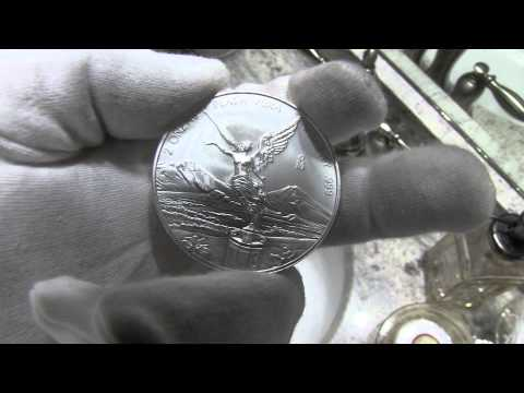 2013 Mexican Silver Libertad 2 Ounce Silver Coin Review