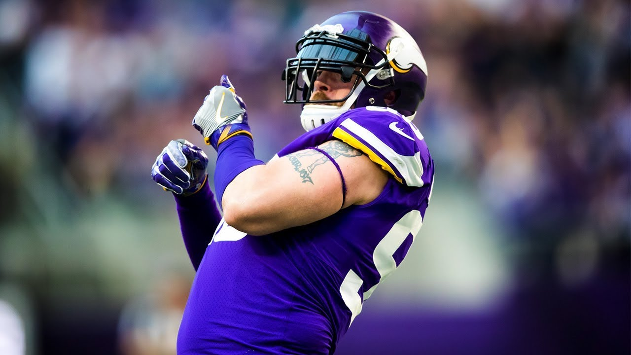 separation shoes 949a0 3a15b Wired For Sound: Brian Robison vs. Chicago