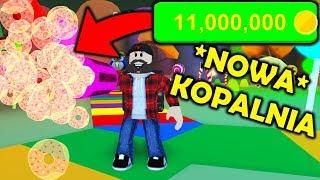 *NOWA* WYRZUTNIA DONATÓW WARTA 11,000,000 | ROBLOX #admiros