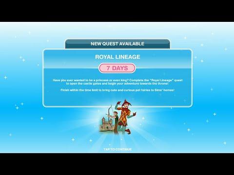 Cara Menyelesaikan Royal Lineage Quest di The Sims FreePlay [Bahasa Indonesia] thumbnail