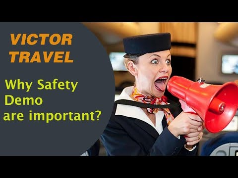 The importance of Safety Videos onboard