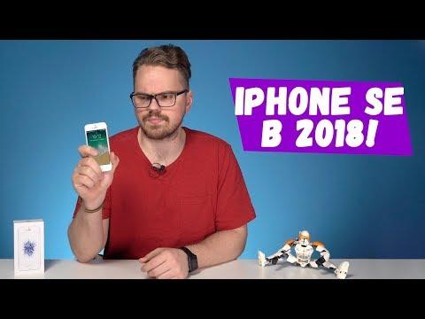Стоит ли покупать iPhone SE в 2018?