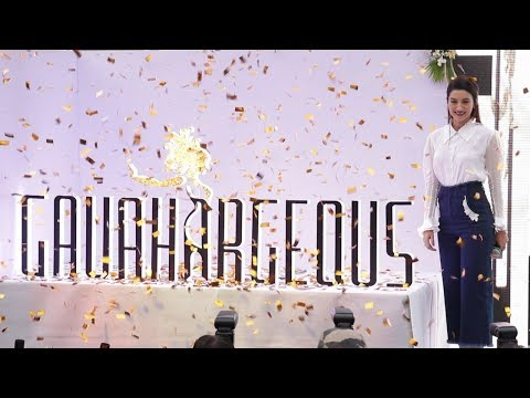 Gauahar Khan Launches Her New Clothing Line 'Gauahargeous'