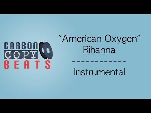 American Oxygen - Instrumental / Karaoke (In The Style Of Rihanna)