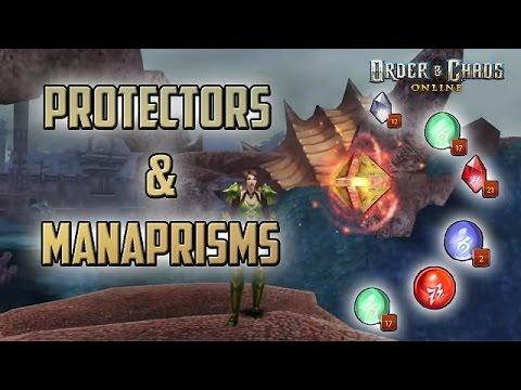 Protectors & Manaprisms Guide
