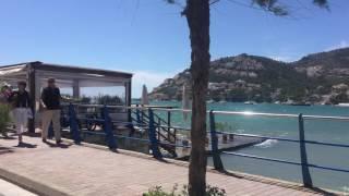 Puerto andratx strandpromenade restaurants
