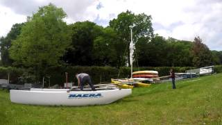 Matage Catamaran - NACRA 570