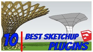 10 sketchup plugin you wish you already had #2