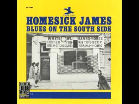 HOMESICK JAMES - Homesick's BLUES