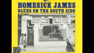 HOMESICK JAMES - Homesick