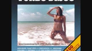 Turbo Disco -kokoelman esittely (4CD, ilm. maalis-huhtikuu 2012)
