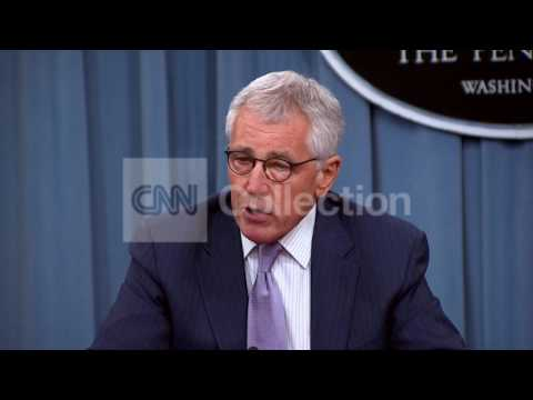PENTAGON BRFG:HAGEL- BEYOND TERRORIST GROUP