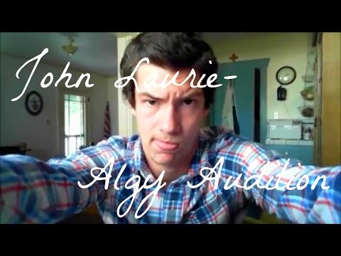 John Laurie Original Audition Video    In Earnest