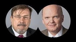 F.A.Z.-Kongress - Dr. Jasper von Altenbockum und Klaus-Dieter Frankenberger