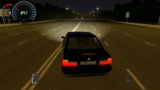 BMW E34 525i - Топовая тачка почти как фильме Бумер.