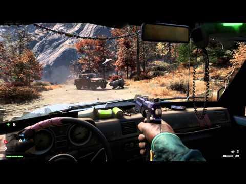 Far Cry 4 - Exploring   FREE ROAMING
