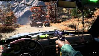Far Cry 4 - Exploring | FREE ROAMING