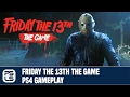Friday The 13th The Game PS4 Gameplay mp3