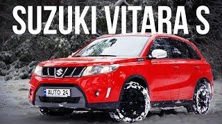 Suzuki Vitara S | Тест-драйв | Чим здивує новий кросовер від Авто 24