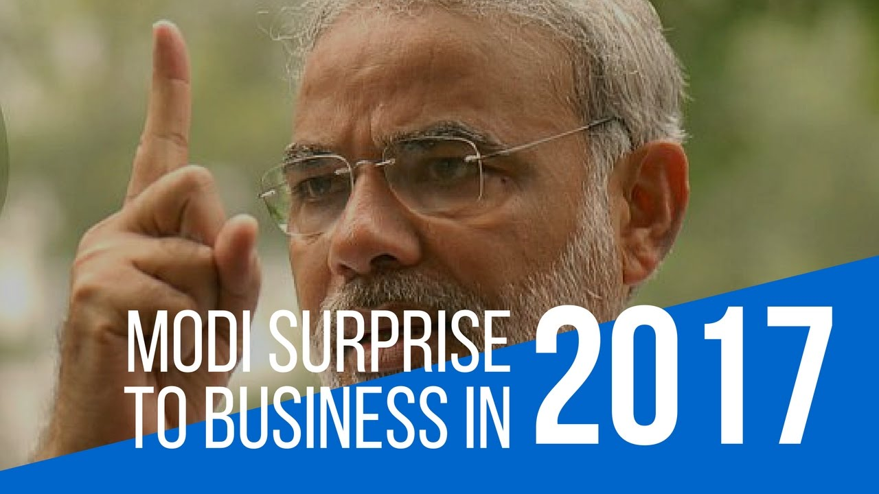 Modi Ji Surprise to Small Business in New Year Speech 2017   YouTube Modi Ji Surprise to Small Business in New Year Speech 2017